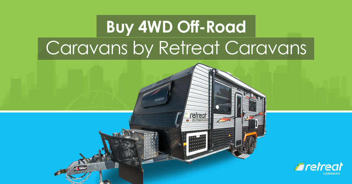 4wd off-road caravans