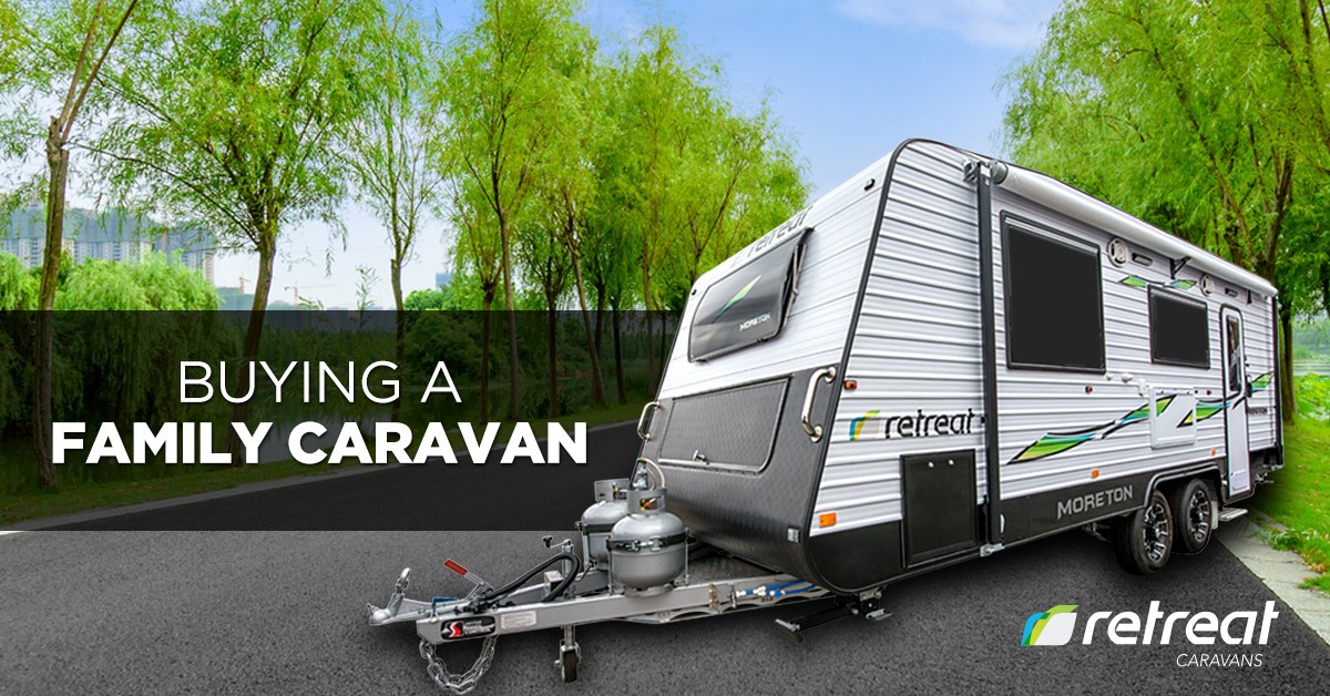 tips in buying family caravans