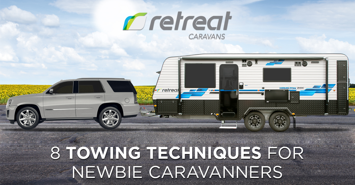 8 towing tech
