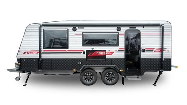 Retreat Caravans All New Fraser
