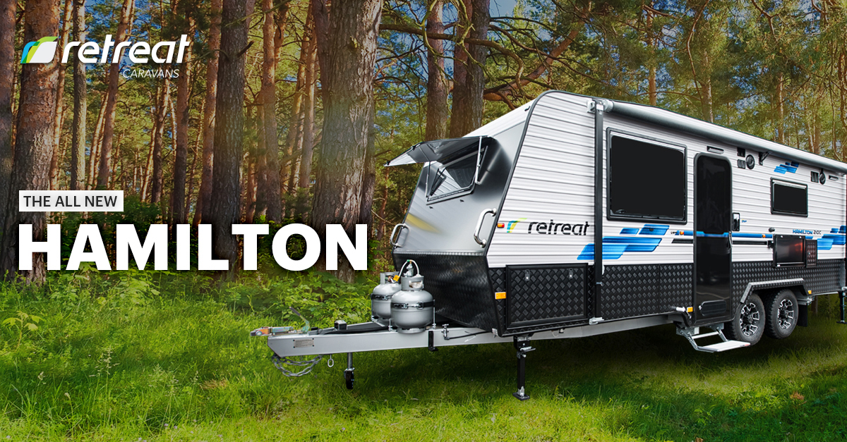 The Hamilton by Retreat Caravans
