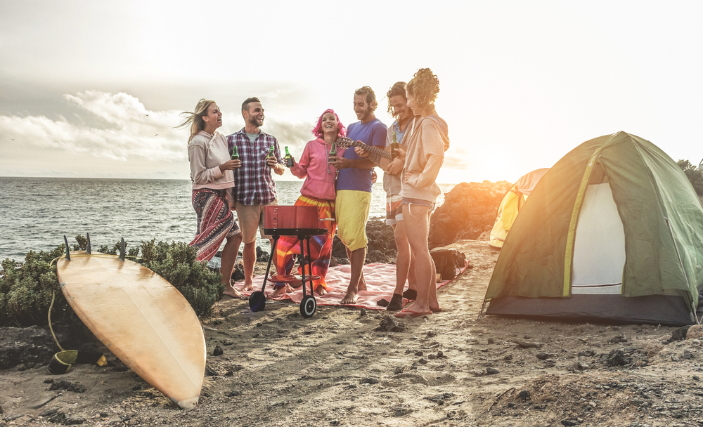 Ultimate Beach Camping Guide