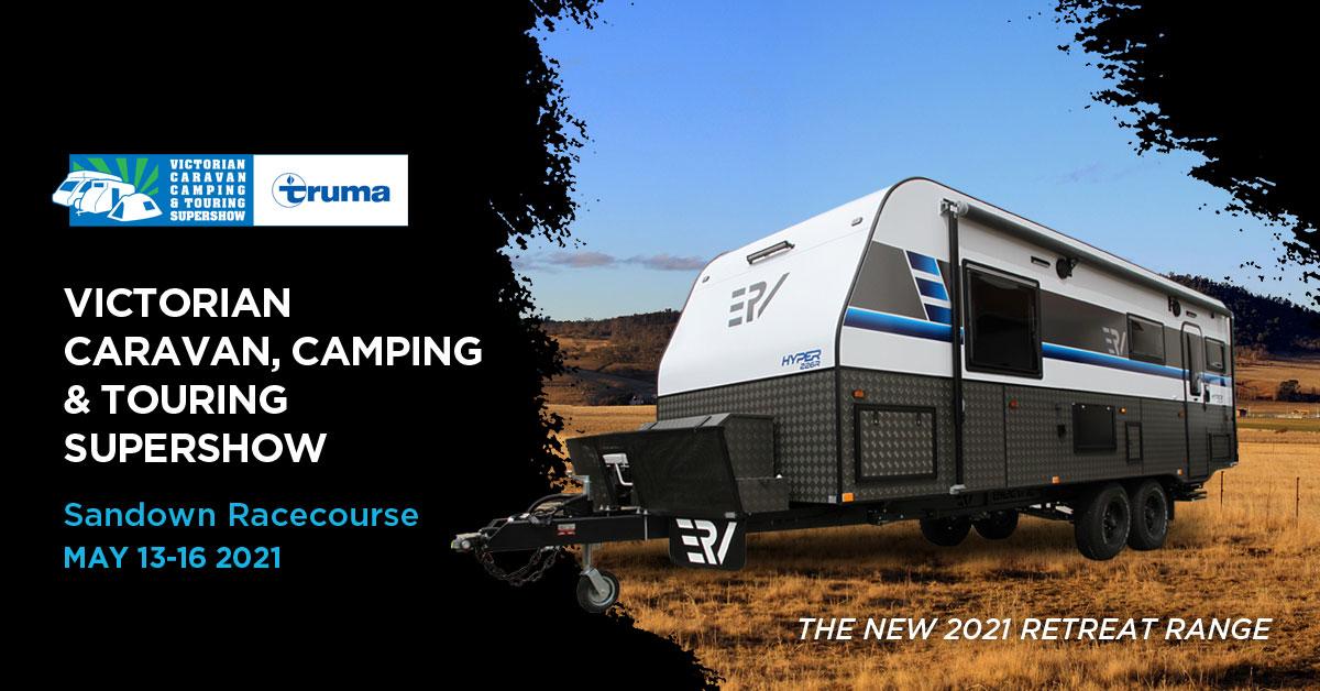 Victorian  Caravan, Camping & Touring  Supershow